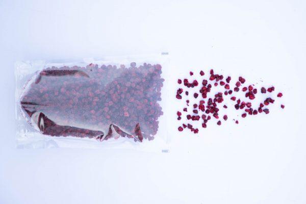 Džiovinti raudonieji serbentai